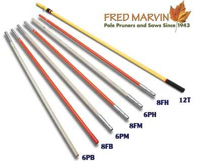 Fred Marvin Pole Pruners and Saws