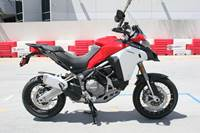2018 Ducati MULTISTRADA 1200 ENDURO DEMO