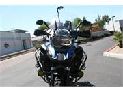2014 BMW R1200GSA Blue 12