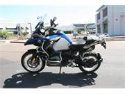 2014 BMW R1200GSA Blue 5