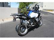 2014 BMW R1200GSA Blue 8