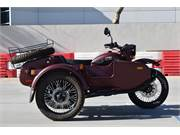 2019 URAL GEAR UP BURGANDY 1