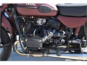 2019 URAL GEAR UP BURGANDY 12