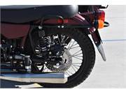 2019 URAL GEAR UP BURGANDY 13