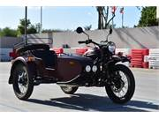 2019 URAL GEAR UP BURGANDY 2