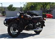2019 URAL GEAR UP BURGANDY 4