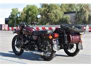 2019 URAL GEAR UP BURGANDY 6