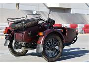 2019 URAL GEAR UP BURGANDY 8