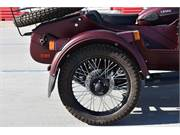 2019 URAL GEAR UP BURGANDY 9
