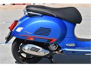 2020 VESPA GTS 300 SUPERSPORT BLUE 10