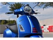 2020 VESPA GTS 300 SUPERSPORT BLUE 12