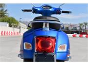 2020 VESPA GTS 300 SUPERSPORT BLUE 15