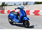 2020 VESPA GTS 300 SUPERSPORT BLUE 3