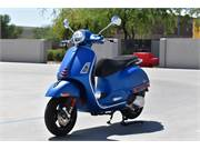 2020 VESPA GTS 300 SUPERSPORT BLUE 5