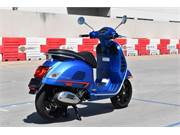 2020 VESPA GTS 300 SUPERSPORT BLUE 9