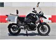 2012 BMW R1200GS TRIPLE BLACK 1