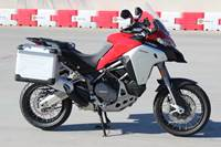 2017 Ducati Multistrada 1200 Enduro Touring DEMO