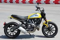 2018 Ducati Scrambler Icon - '62 Yellow
