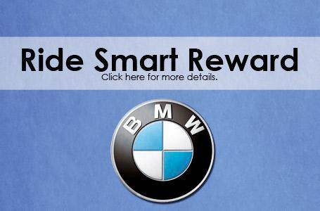 BMW - Ride Smart Reward