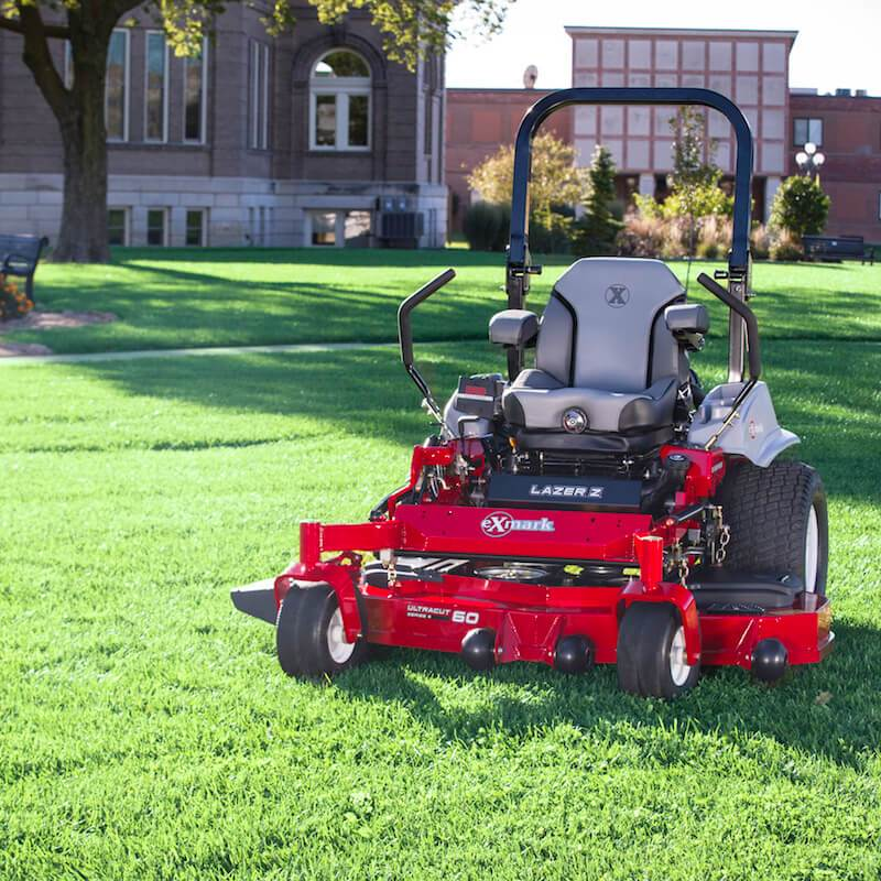 Lawn Mowing Pattern Guide in Franksville, WI