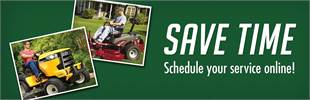 Save time! Schedule your service online! Click here for services.