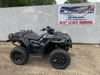2019 Polaris Industries SPORTSMAN 850 SP Magnetic Gray PREMIUM