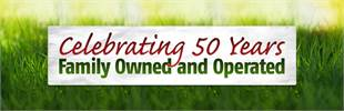 Stevenson Tractor, Inc. is celebrating 50 years in business!