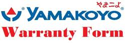 Yamakoyo Warranty Form