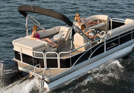 SX-Series Ultimate Value Pontoons