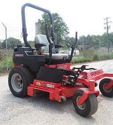 Gravely Utility Equipment
