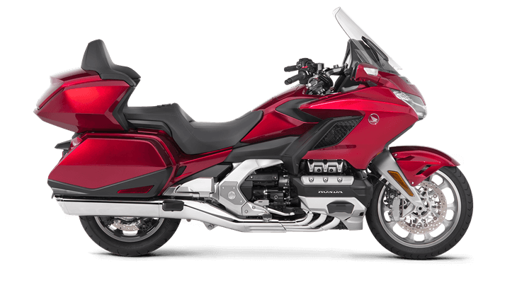 2018 GOLD WING TOUR