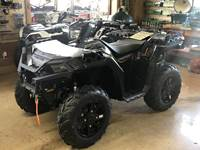 2019 Polaris Industries Sportsman® 850 SP Premium - Magnetic Gray Metallic