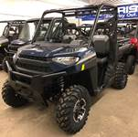 2019 Polaris Industries RANGER XP® 1000 EPS Premium - Steel Blue