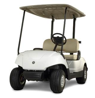 2-Passenger Yamaha Golf Car