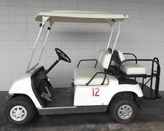 4-Passenger Yamaha Golf Car
