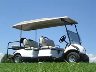 6-Passenger Yamaha Golf Car