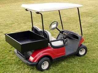 Light Duty Yamaha Golf Car