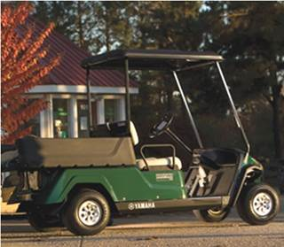 Medium Duty Yamaha Golf Car