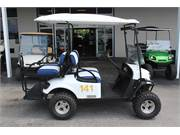 2017 EZGO Express S4 Gas White (2)