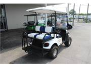 2017 EZGO Express S4 Gas White (3)