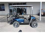 2019 EZGO Express S4 Gas Patriot Blue (1)