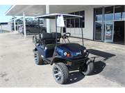 2019 EZGO Express S4 Gas Patriot Blue (2)