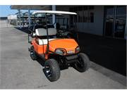 2019 EZGO TXT Freedom Gas Jacobson Orange (1)