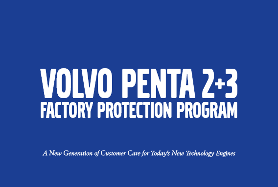 Volvo Penta 2+3 Factory Protection Program