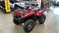 2019 Yamaha GRIZZLY 700 EPS
