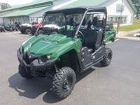 2019 Yamaha Viking EPS Green