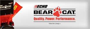 ECHO Bear Cat