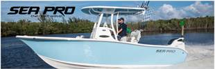 Sea Pro Boats: Click here to view the models