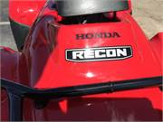 FourTrax Recon Red 6