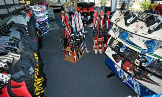 Watersports Pro Shops